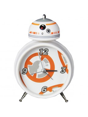 Reloj despertador Star Wars BB8
