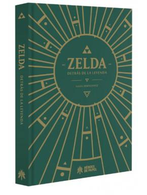 Libro Zelda, detrás de la leyenda