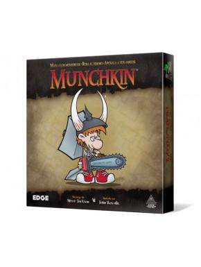 Juego de mesa Munchkin, apuñala a tus amigos