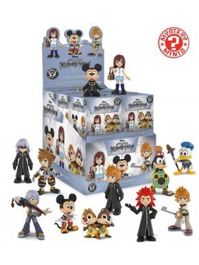 Minifigura Sorpresa Kingdom Hearts Funko