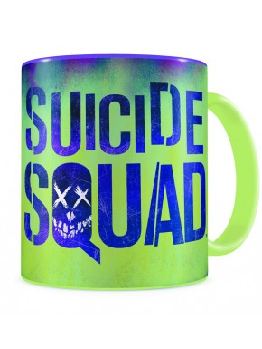Taza Suicide Squad Characters