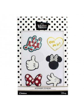Set de Parches Pegatina Minnie Mouse Disney