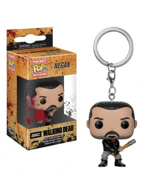 Llavero mini Funko Pop! Negan Walking Dead
