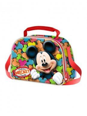 Bolsa Portameriendas Mickey Candy Disney
