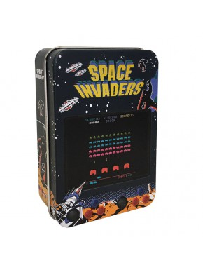 Baraja de cartas Space Invaders