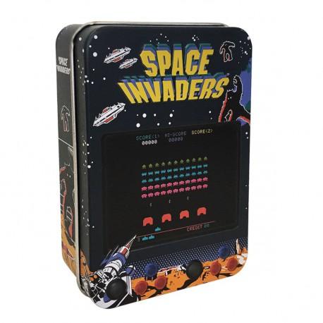 Baraja de cartas Space Invaders