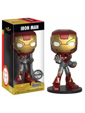 Funko Wacky Wobbler Iron Man Spiderman Homecoming Marvel