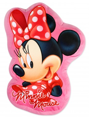 Cojín Minnie Disney 3D