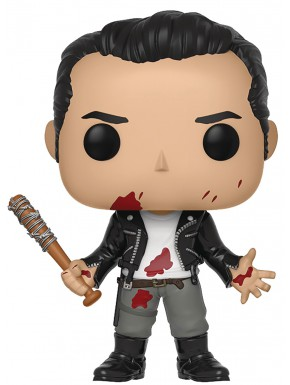 Funko Pop! Negan Afeitado Walking Dead