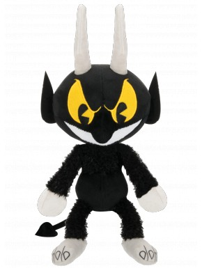 Peluche The Devil Cuphead Funko 18 cm