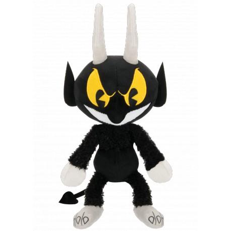 Peluche Cuphead Negro