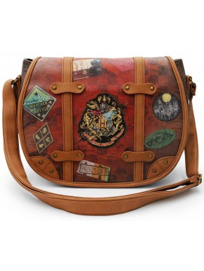 Bolso Hogwarts Harry Potter Vintage Railway