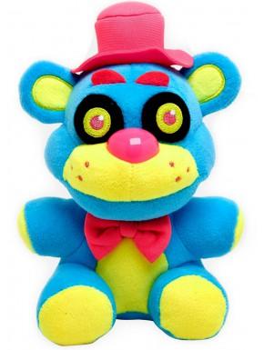 Peluche Funko Freddy Neon Five Nights at Freddy's 15 cm