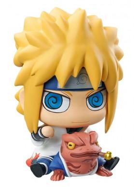 Figura Naruto Shippuden Minato & Gamabunta Megahouse 15 cm