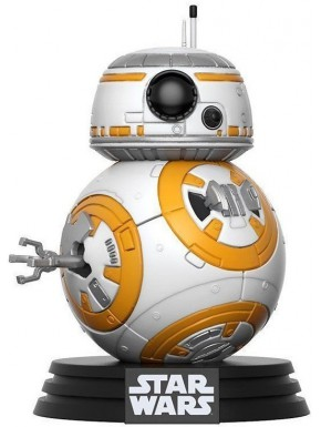 Funko Pop! Star Wars BB-8 Episodio VIII