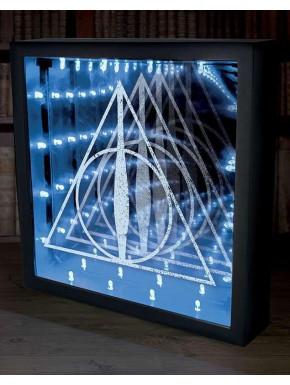 Lámpara Harry Potter Reliquias de la Muerte infinity