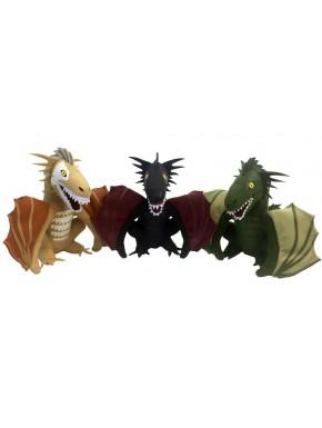 Peluche Dragón Juego de Tronos 13 cm
