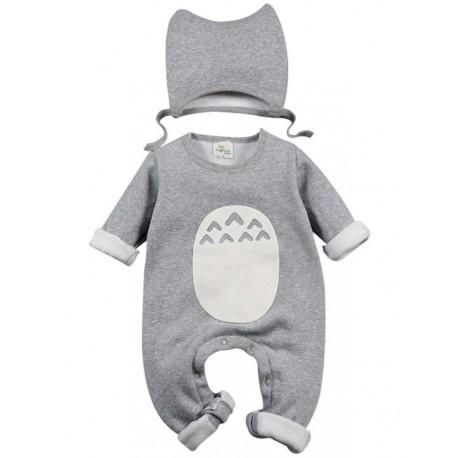 Body bebé Totoro algodon