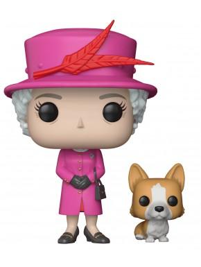 Funko Pop! Reina Isabel Inglaterra