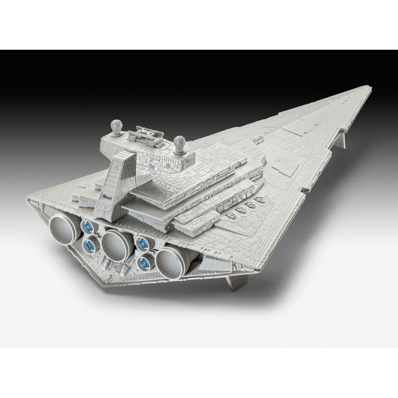 star wars maqueta imperial destroyer por 34 90. Black Bedroom Furniture Sets. Home Design Ideas