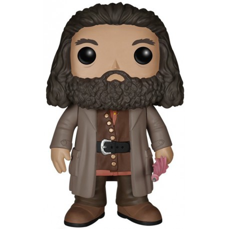 Harry Potter POP! Ruebus Hagrid