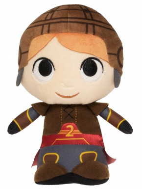 Peluche Ron Quidditch Harry Potter Funko Super Cute Plushie 18 cm