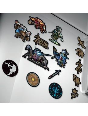 Set de imanes Zelda Nintendo