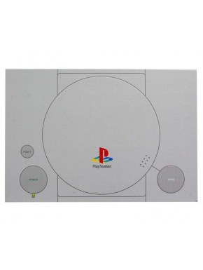 Libreta Playstation One