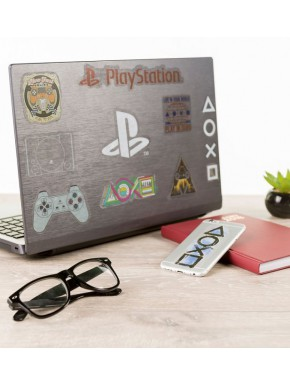 Set pegatinas PlayStation