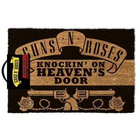 Felpudo coco Guns n' Roses Knockin' On Heaven's Door