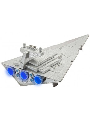 Maqueta Star Wars Imperial Star Destroyer con luz y sonido