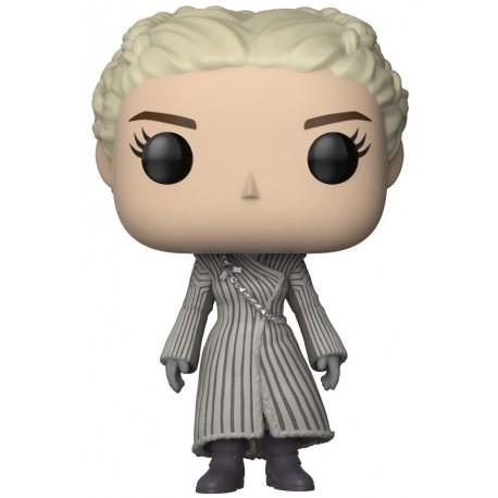 Funko Pop! Daenerys con abrigo Juego de Tronos Temporada 8
