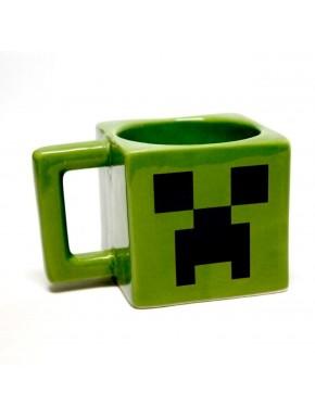Taza cerámica Creeper Minecraft