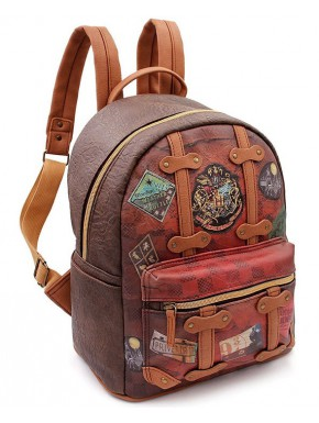Bolso Mochila Harry Potter Hogwarts Railway