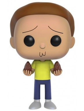 Funko Pop! Rick y Morty Morty