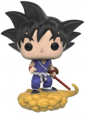 Funko Pop Goku con Nube