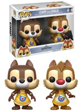 Funko Pop! Chip y Chop Kingdom Hearts Disney