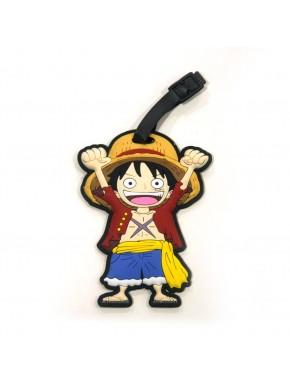 Identificador de equipaje Luffy