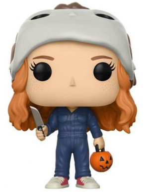 Funko Pop! Max Stranger Things Disfraz Michael Myers Exclusive