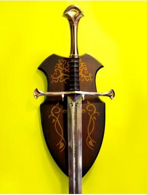 Réplica Espada Anduril El Señor de los Anillos