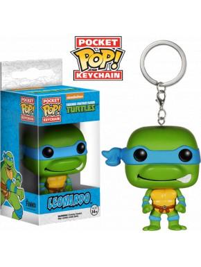 Tortugas Ninja llavero POP! Leonardo