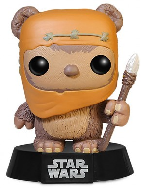 Funko Pop! eWok Wicket Star Wars