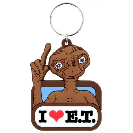 Llavero E.T. El Extraterrestre I Love E.T.