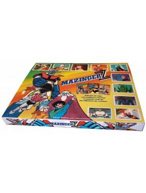 Caja de Colección Mazinger Z Álbum de Cromos
