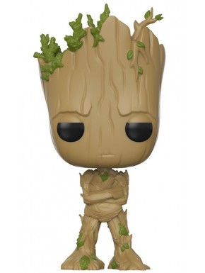 Funko Pop! Groot Adolescente Guardianes de la galaxia vol.2 Exclusive Edition