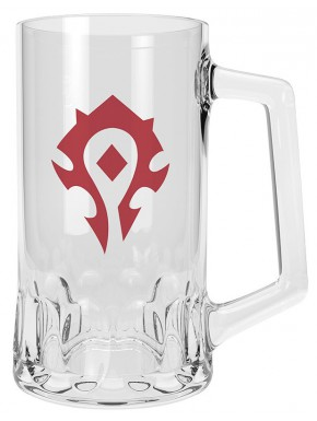 Jarra de Cerveza World of Warcraft Horda