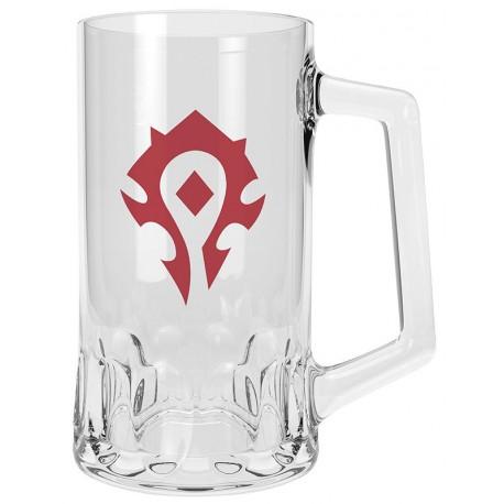 Jarra de Cerveza World of Warcraft Horda