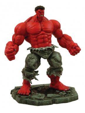 Figura Red Hulk Marvel Select 25 cm