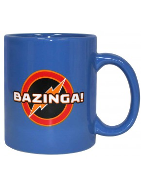 Taza Bazinga Big Bang Theory