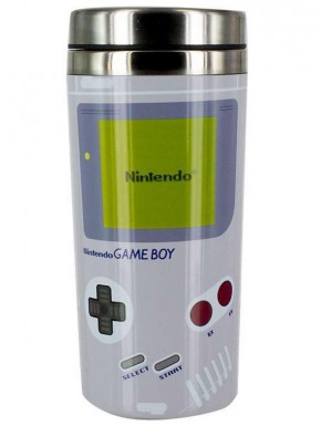 Vaso Termo Game Boy Nintendo